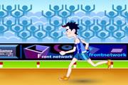 400 M Running