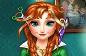 Anna Frozen Haar Knippen