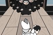 Bowling Nuns