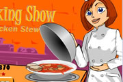 Cooking Show Chicken Stew