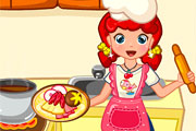 Cute Little Chef