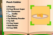 Fantastic Chef 10: Peach Cobbler
