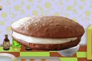 Gingerbread Whoopie Pie