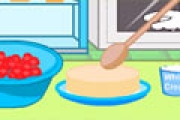 Kiddie Kitchen: Strawberry Shortcake