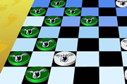 Koala Checkers