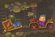 Mining Truck 2 Trolley Transport
